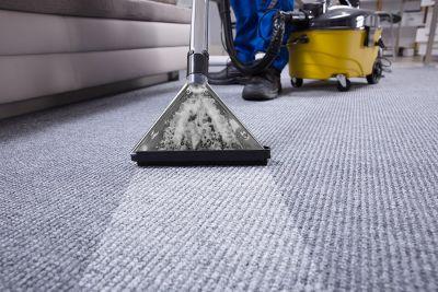 Teppichreinigung von H&G