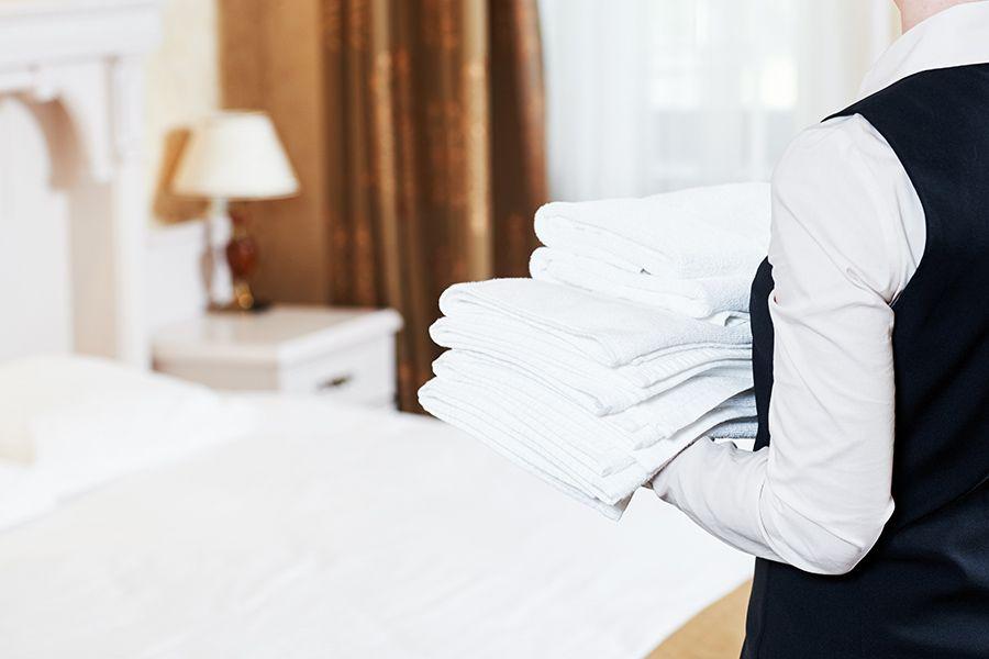 Ablaufplan zimmerreinigung hotel